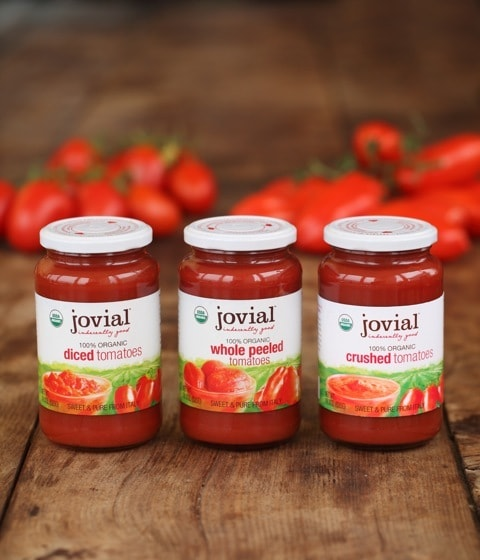 Review: Jovial Organic Tomatoes