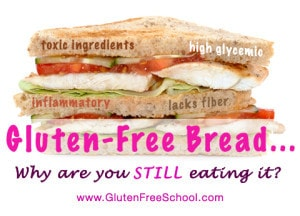 Gluten Free Bread: Why are you STILL eating it?