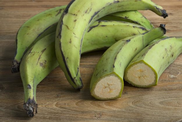 Green Plantains