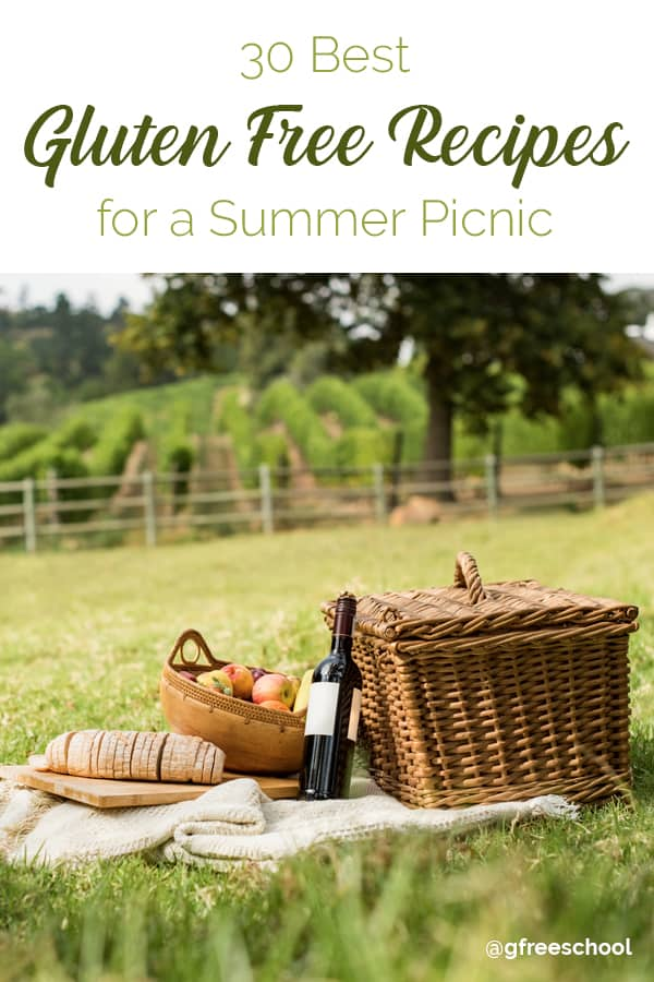 30 Best Gluten Free Recipes for a Summer Picnic