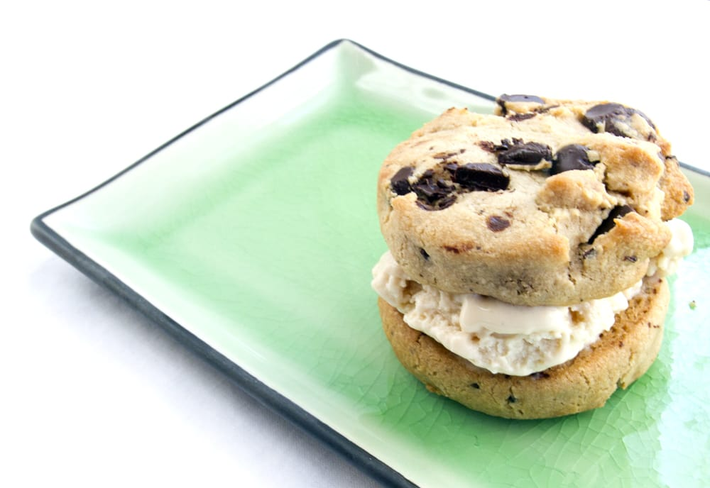 gluten free vegan ice cream sandwiches