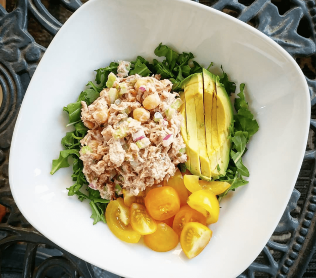 healthy tuna salad recipe