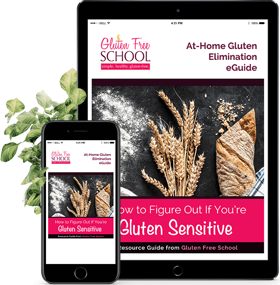 Gluten Elimination Guide on iPad and iPhone