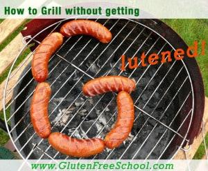 grill BBQ barbecue gluten free
