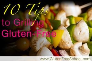 grill gluten free