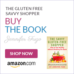 The Savvy Gluten Free Shopper