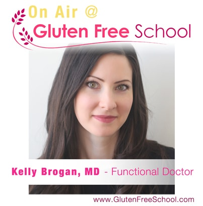 kelly brogan functional medicine gluten-free diet mental health
