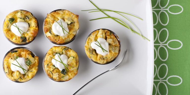 Quiche Appetizer
