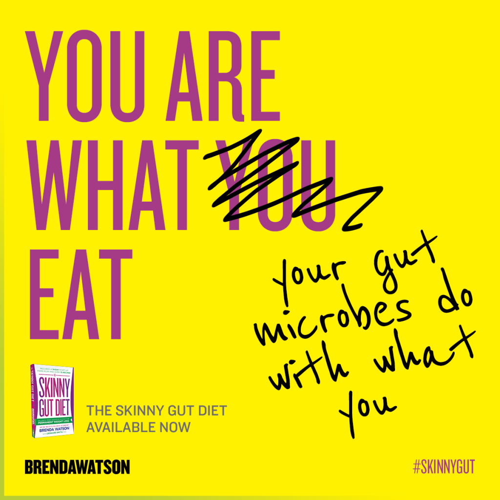 gut bacteria makes you fat