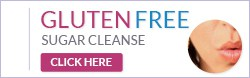 GLUTEN FREE SUGAR CLEANSE