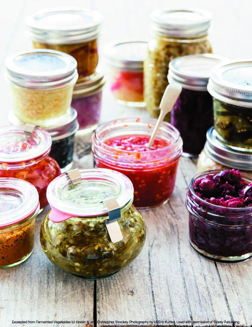 how to make fermented foods