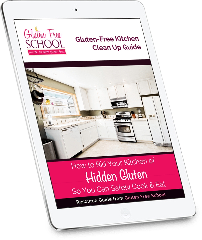 getting glutened by your kitchen