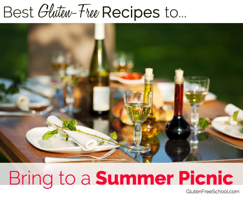 recipes for a summer picnic