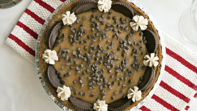 gluten free cashew cream pie