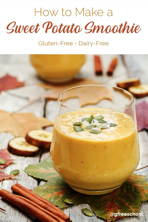 Sweet Potato Smoothie Recipe