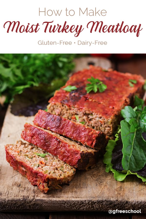 Gluten-Free Turkey Meatloaf Recipe