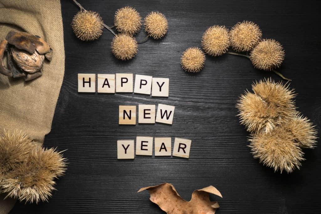 make new years resolutions