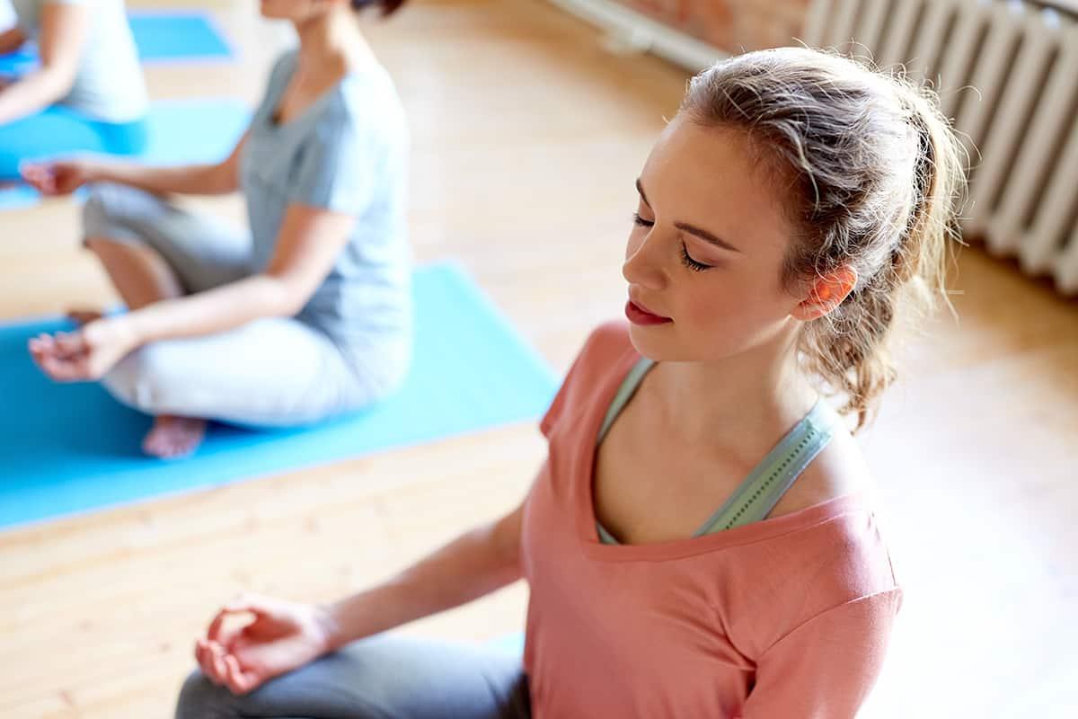 Breathing Exercise to Reduce Stress
