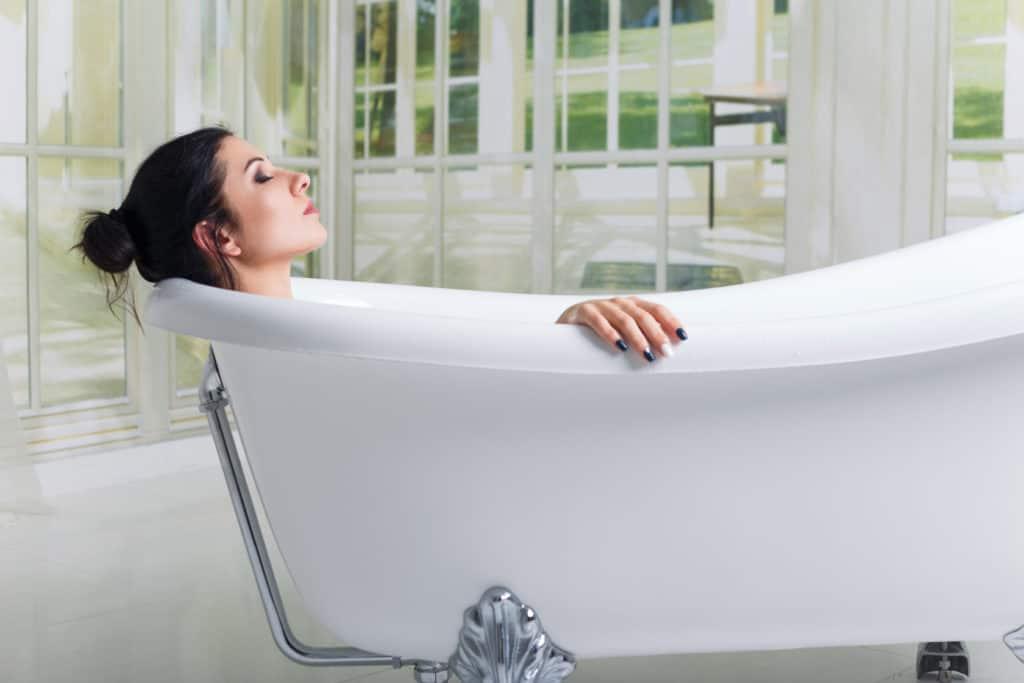 skin baths for rash relief
