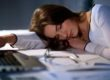 Tired Woman with Adrenal Fatigue