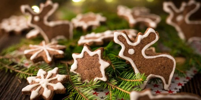 Christmas Cookies and Desserts