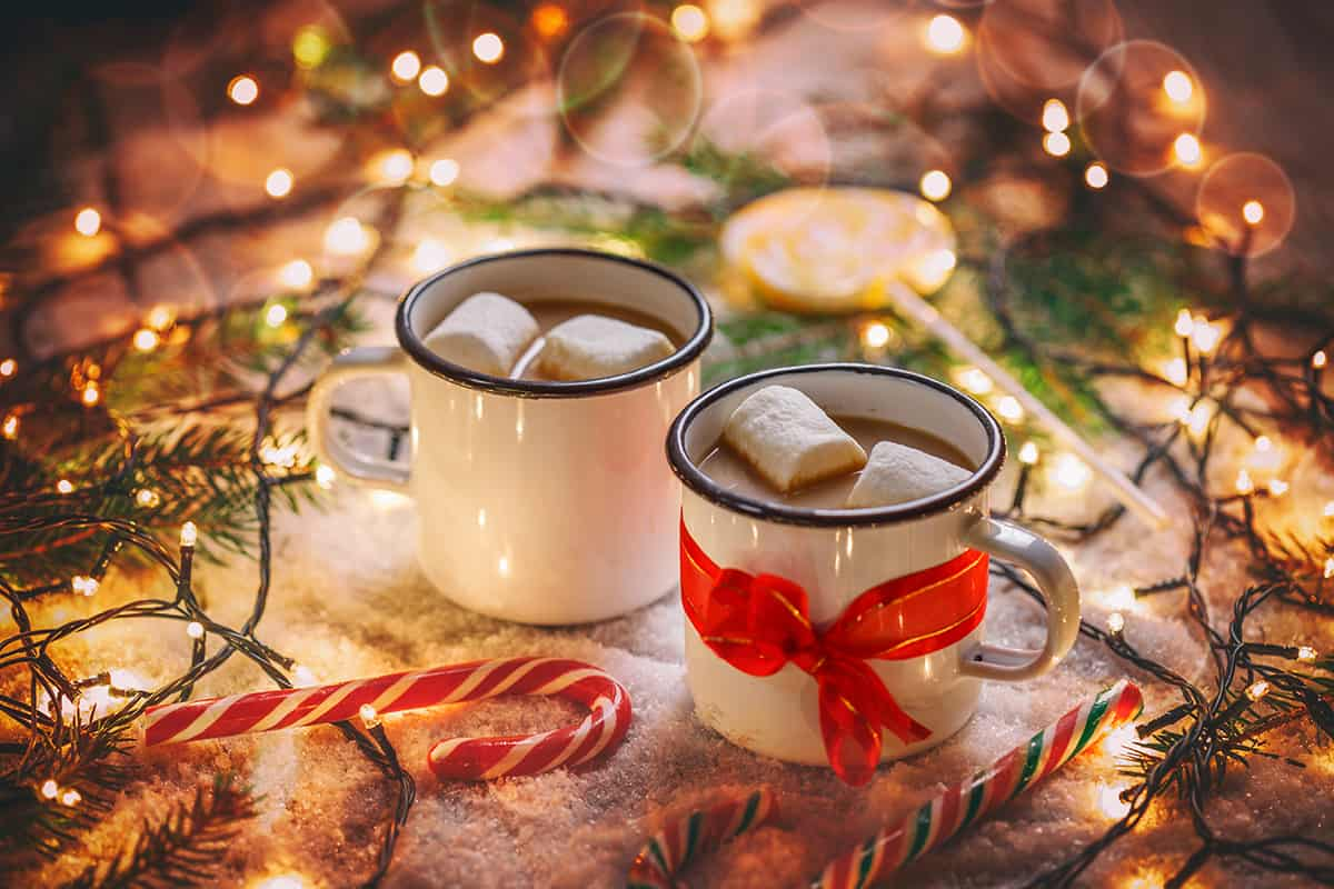 X-Mas Hot Chocolate